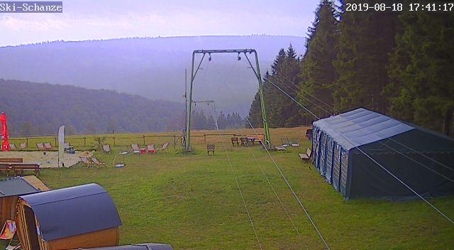 Rothaarloipe - Schanze/Jagdhaus - Webcam 1